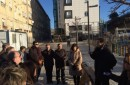 Urbanismo revisa la rehabilitación de viviendas en Lezkairu