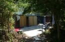Vecinos denuncian un asentamiento de chabolas