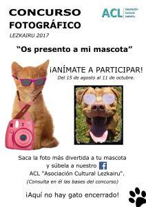 CAST - Cartel Definitivo Concurso Mascotas 2017