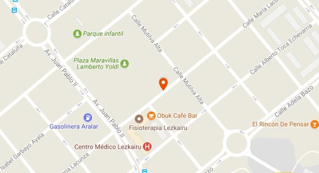 clinicaDentalMariaLacunza_ubicacion