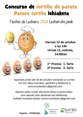 cartelConcursoTortillas2018